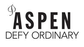 Logotipo oficial de Aspen