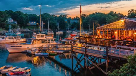 Saiba onde fica Maine, Estados Unidos | Turimo em Maine