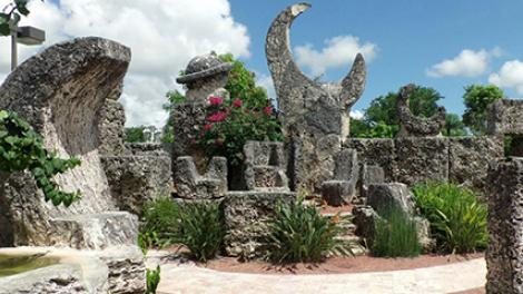 Coral Castle (Castelo de Coral), Flórida