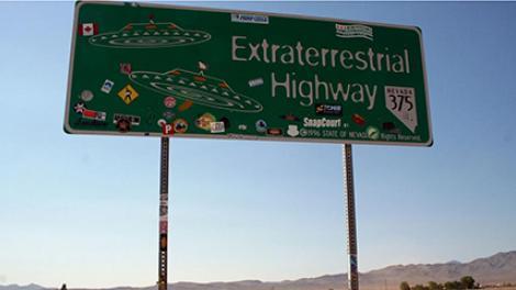 Siga pela Extraterrestrial Highway nessa região misteriosa de Nevada, que dizem ter recebido visitantes do espaço