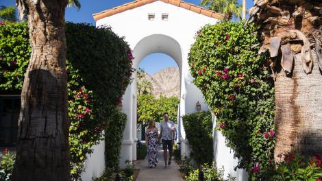 Hospede-se no La Quinta Resort & Club, em Palm Springs, Califórnia