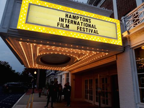 Hampton's International Film Festival (Festival Internacional de Filmes de Hampton)
