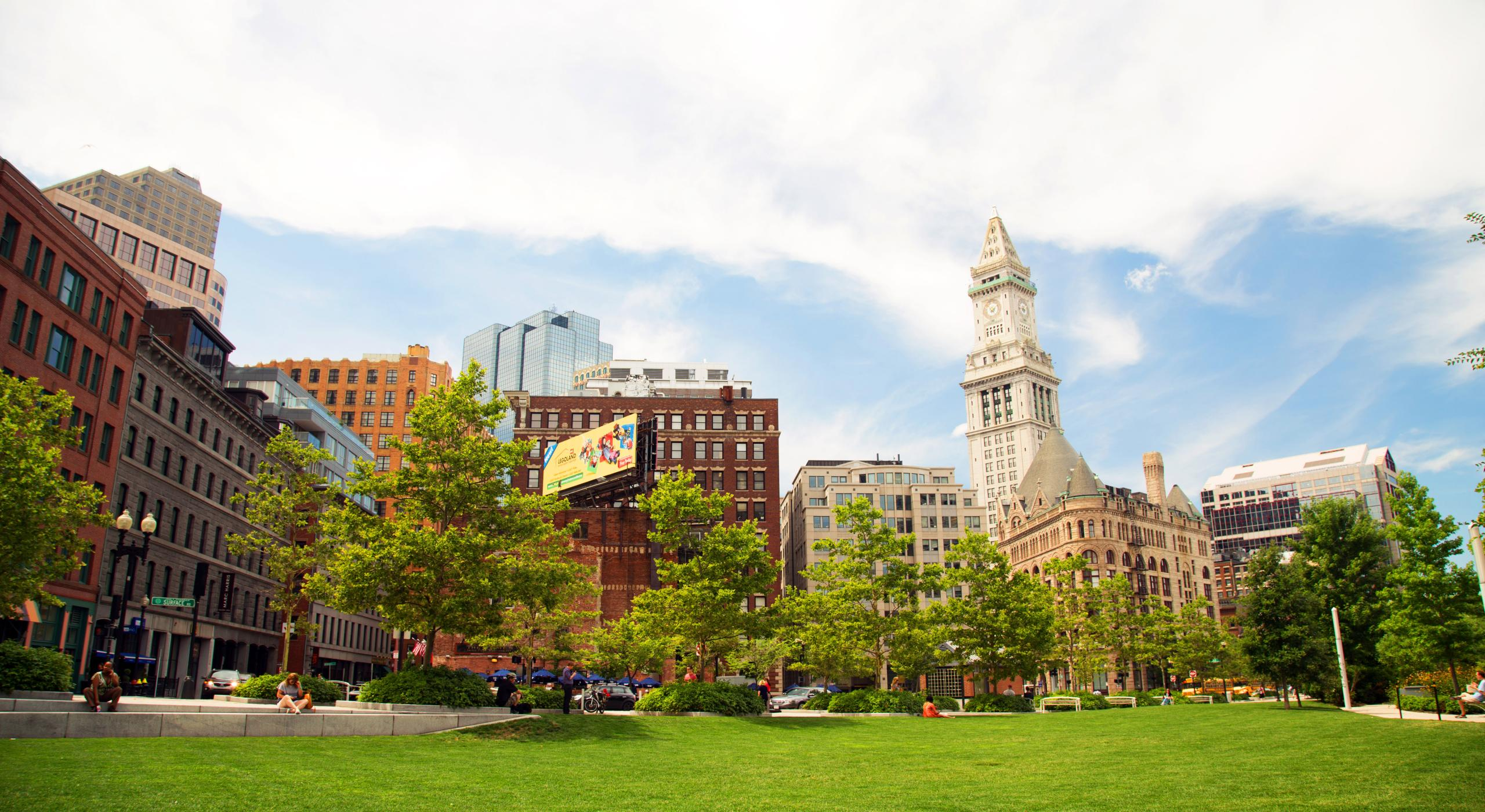 Boston Uma Mistura Do Moderno E Do Contemporaneo Visit The Usa