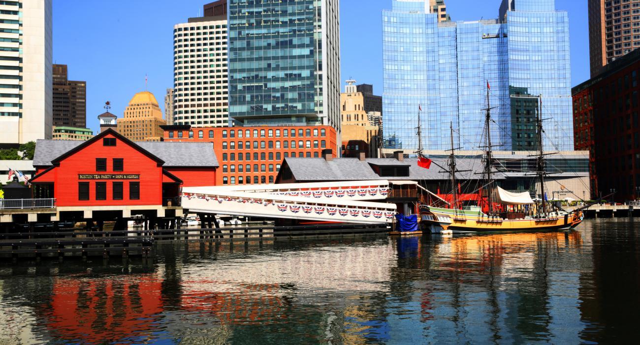 Excepcional Boston, Massachusetts: cidade repleta de artes, história e cultura  EL41