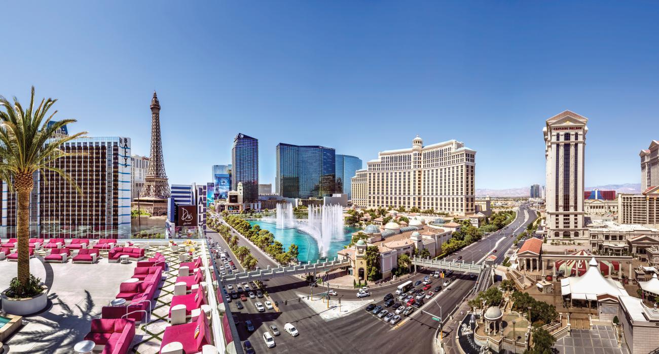 Las Vegas: Diversão e luxo de dia e de noite | Visit The USA