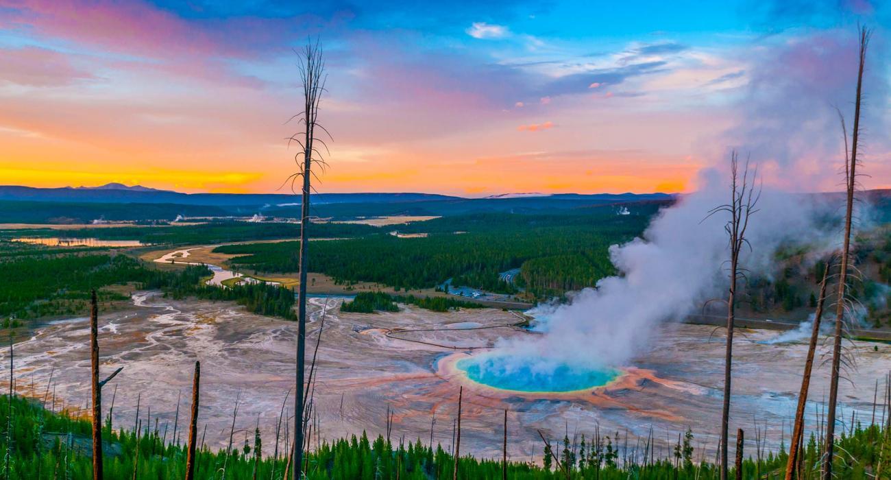 Nacional: Parque Nacional De Yellowstone
