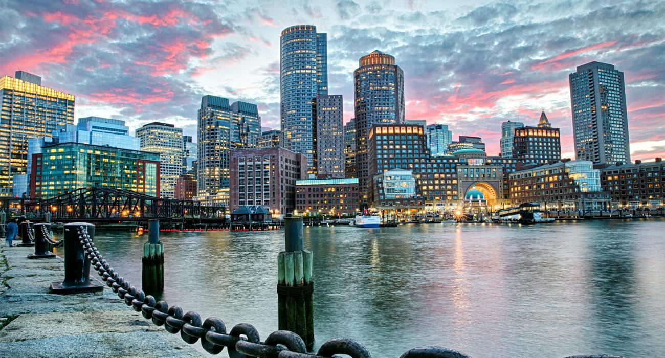 Passagens Aéreas ida e volta para Boston a partir de R$ 2.231