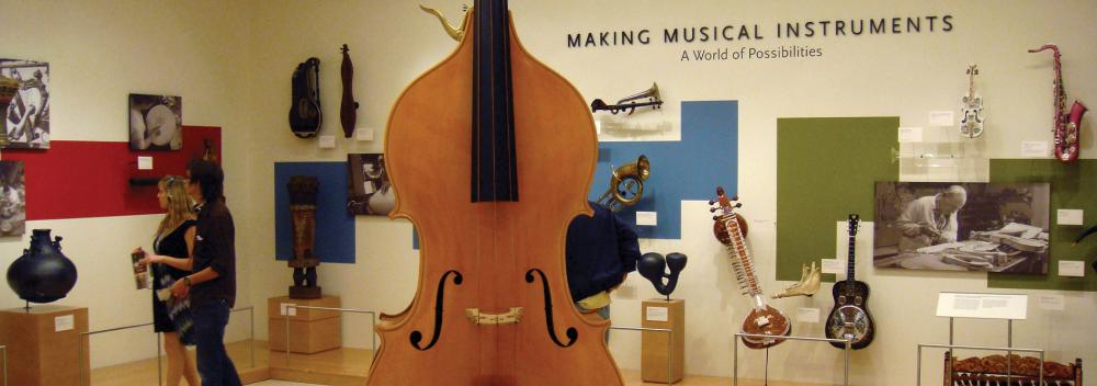 O Musical Instrument Museum em Phoenix, Arizona